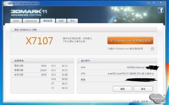 geforce titan 780 benchmark