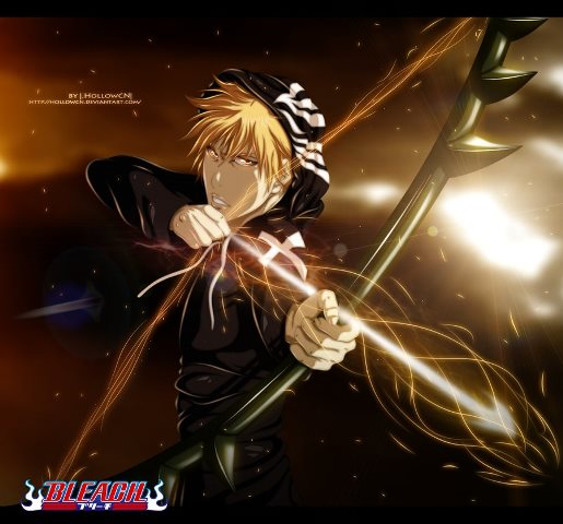 quincy ichigo HollowCN