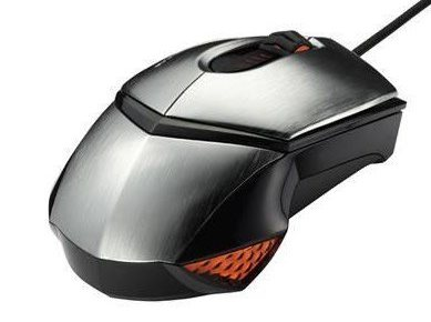 aluminum gaming mouse