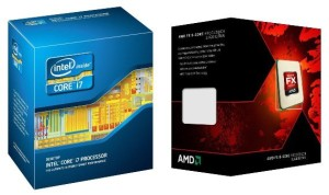 AMD and Intel Processors Price List in Philippines for 2013