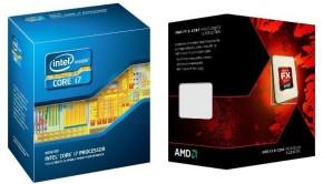 amd intel processor price list