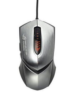 ASUS ROG Eagle Eye GX1000 Aluminum Gaming Mouse Rolled Out