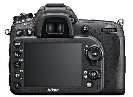 d7100 viewfinder