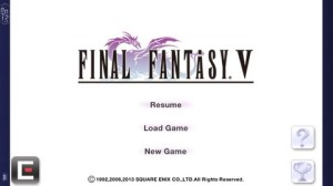 Download Final Fantasy V for iPhone and iPad