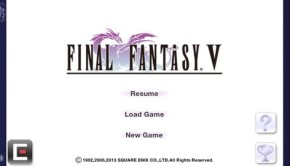 download final fantasy v for iphone