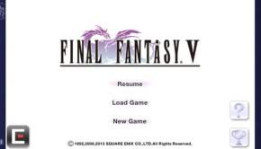 download final fantasy v for iphone