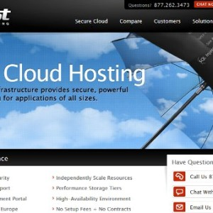 firehost review secure cloud hosting solution