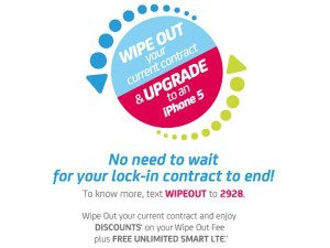 Smart Wipe Out Program Will Get You An iPhone 5 in No Time