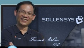 sollensys ceo frank woo