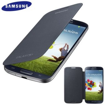 Genuine Samsung Galaxy S4 Flip Cover