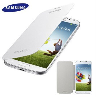 Official Samsung Galaxy S4 Flip Case