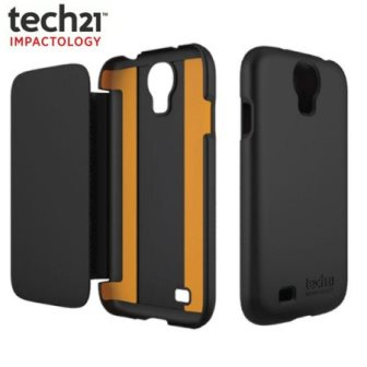 Tech21 Impact Snap Case with Flip for Galaxy S4