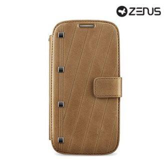 Zenus Prestige Neo Vintage Diary Case for Galaxy S4