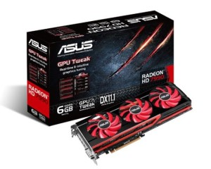 Asus Radeon HD 7990 Dual-GPU Graphics Card Unleashed!