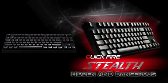 cm storm quickfire stealth review
