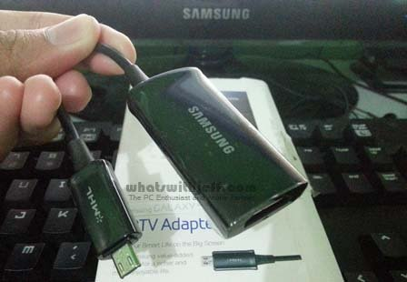 samsung mhl adapter