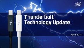 second generation intel thunderbolt