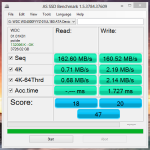 wd re 4tb as ssd benchmark