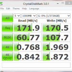 wd re 4tb crystaldiskmark benchmark