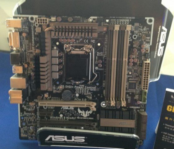 ASUS Z87 Gryphon