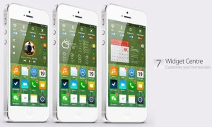 iOS 7 Concept Design – Would You Like the New Look?