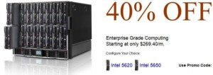 NetDepot Coupon Code May to June 2013 – 40% Off on Enterprise Blades Servers