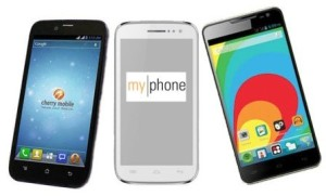 O+ 8.15 vs MyPhone A919i Duo vs Cherry Mobile SkyFire 2.0: Which One's For You?