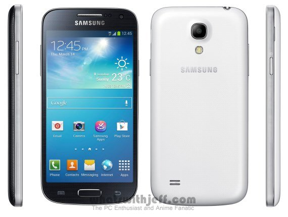 samsung galaxy s4 mini vs galaxy s4