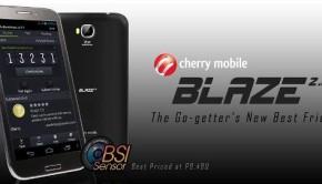 cherry mobile blaze 2.0 specs price philippines