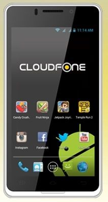 cloudfonr thrill 450q specs price