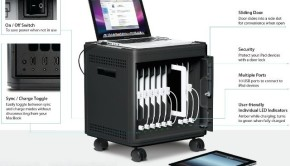 iluv multicharger-x multiple ipad charger