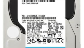 wd se enterprise hard drive 4tb
