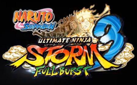 Naruto Shippuden Ultimate Ninja Storm 3 Full Burst gameplay