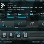 ASUS UEFI BIOS Utility EZ Mode