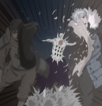 naruto 639 obito vs kage
