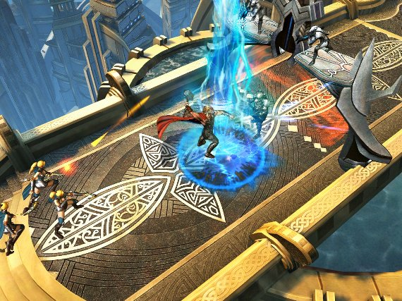 thor 2 the dark world game for android