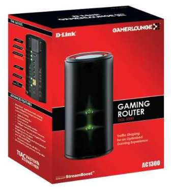 D-Link Wireless AC1300 gaming router