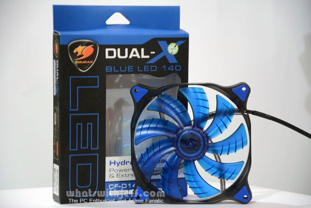 cougar dual-x cfd 140 blue led review-04