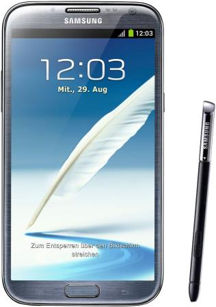 samsung galaxy note 3 specs confirmed