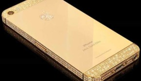 24 carat gold iphone 5s