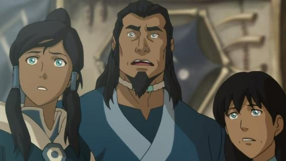 The Legend of Korra Season 2 Episode 4 - Civil Wars Part II