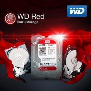 WD Red NAS 2.5-inch drives