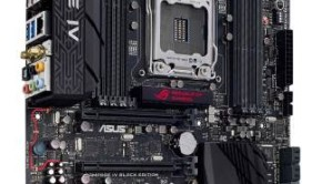 asus rog rampage iv black edition overclocked