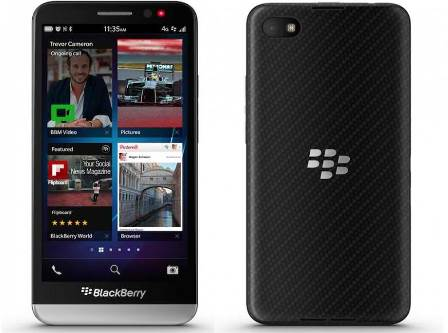 expect that blackberry would release their new flagship blackberry
