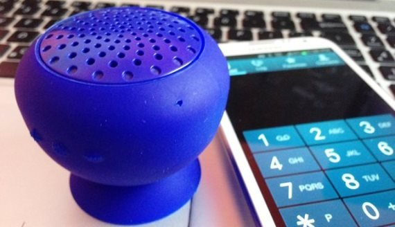 gum rock bluetooth speaker review