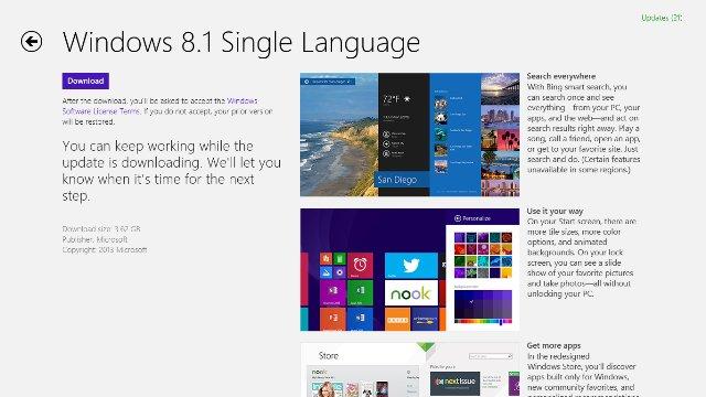 fix Error code 0x80240031 Windows 8.1