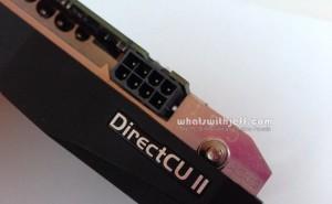 GTX760-DC2OC-2GD5 8pin power