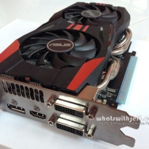 asus geforce GTX760 DC2OC 2GD5 review