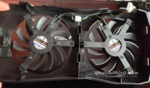 GTX760-DC2OC-2GD5 fans back