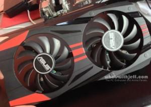 GTX760-DC2OC-2GD5 fans front